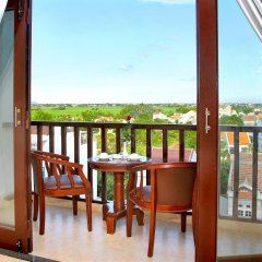 Sunshine Hotel Хойан балкон