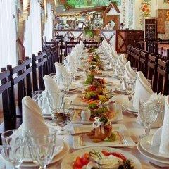 Гостиница Ligena Hotel Украина, Борисполь - 1 отзыв об отеле, цены и фото номеров - забронировать гостиницу Ligena Hotel онлайн питание фото 3
