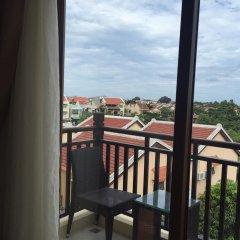 Silk Luxury Hotel & Spa балкон