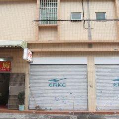 Отель Chezhan Hostel Китай, Чжуншань - отзывы, цены и фото номеров - забронировать отель Chezhan Hostel онлайн вид на фасад фото 2