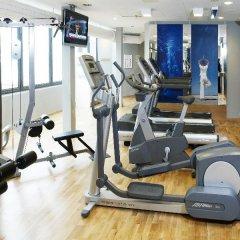 Отель Scandic Crown фитнесс-зал фото 2