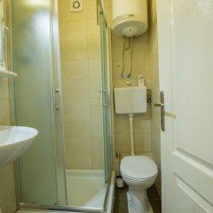 Апартаменты Belgrade Center Apartment Skadarlija ванная