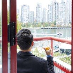 Отель Granville Island Hotel Канада, Ванкувер - отзывы, цены и фото номеров - забронировать отель Granville Island Hotel онлайн детские мероприятия