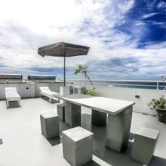 Отель Rominrich балкон