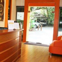 Отель Asia Inn Бангкок интерьер отеля фото 2