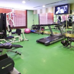 Landmark Hotel Riqqa фитнесс-зал фото 4