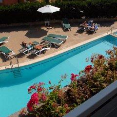Отель Apartamentos Marthas Suite балкон