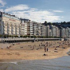 Hotel Londres y de Inglaterra пляж