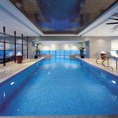 Отель Shangri La Hotel Dubai ОАЭ, Дубай - 1 отзыв об отеле, цены и фото номеров - забронировать отель Shangri La Hotel Dubai онлайн бассейн фото 3
