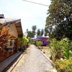 Отель Bulan Bungalow Lanta парковка