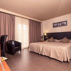 Отель Balneario Rocallaura 4* Стандартный номер фото 5
