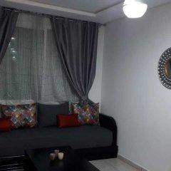 Отель Cheap Luxury Apart In Tangier With Wifi Марокко, Танжер - отзывы, цены и фото номеров - забронировать отель Cheap Luxury Apart In Tangier With Wifi онлайн комната для гостей фото 3