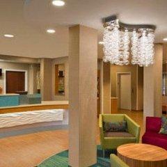 Отель Springhill Suites Columbus Airport Gahanna США, Гаханна - отзывы, цены и фото номеров - забронировать отель Springhill Suites Columbus Airport Gahanna онлайн интерьер отеля фото 3