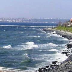 Florya Konagi Hotel Турция, Стамбул - 3 отзыва об отеле, цены и фото номеров - забронировать отель Florya Konagi Hotel онлайн пляж