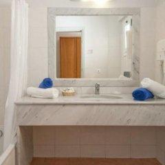 Отель Horizon Beach Resort Греция, Калимнос - отзывы, цены и фото номеров - забронировать отель Horizon Beach Resort онлайн ванная фото 2