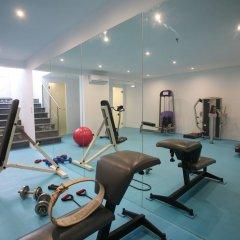 Отель Princessa Riviera Resort фитнесс-зал