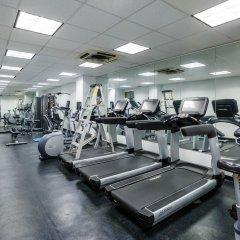 Отель Big Apple Concierge Midtown фитнесс-зал