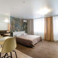 Отель Кембридж Ижевск комната для гостей фото 3