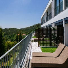 Отель Monchique Resort & Spa балкон