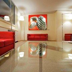 Hotel Mercure Milano Solari интерьер отеля