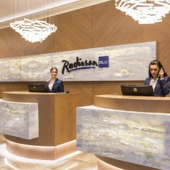 Radisson Blu Hotel Trabzon интерьер отеля