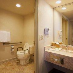 Отель Holiday Inn Puebla La Noria ванная