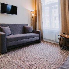 Апартаменты Невский Гранд Апартаменты Стандартный номер с двуспальной кроватью фото 29