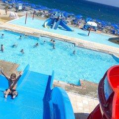 Отель Club Calimera Sunshine Kreta Греция, Иерапетра - отзывы, цены и фото номеров - забронировать отель Club Calimera Sunshine Kreta онлайн бассейн фото 3