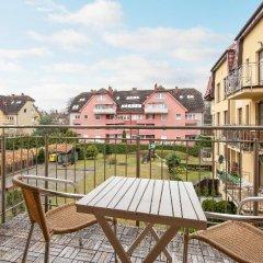 Апартаменты Dom & House – Apartment Polna Sopot Сопот балкон