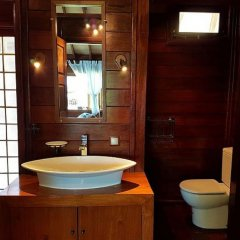 Отель Villa Ylang Ylang - Moorea ванная фото 2