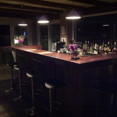 Отель Oyster Bay Lodge гостиничный бар