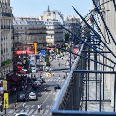 Отель Hôtel Paris Nord Франция, Париж - 1 отзыв об отеле, цены и фото номеров - забронировать отель Hôtel Paris Nord онлайн балкон