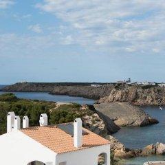 Отель Aparthotel Sa Mirada пляж