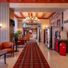 Hotel Avenue Амстердам интерьер отеля