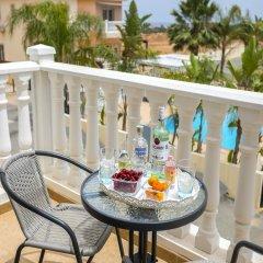 Отель Protaras Villa Lilly балкон
