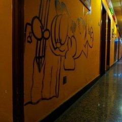 Dengba Hostel Chengdu Branch интерьер отеля фото 3