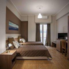 Отель Ambrosia Suites & Aparts комната для гостей фото 5