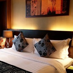 Peninsula Excelsior Hotel 4* Улучшенный номер с различными типами кроватей фото 6
