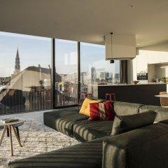 Отель Michael's Residence Бельгия, Брюссель - отзывы, цены и фото номеров - забронировать отель Michael's Residence онлайн гостиничный бар