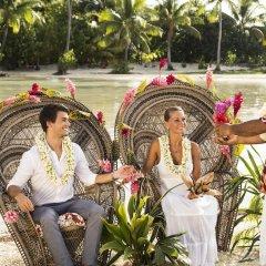 Отель Le Taha'a Island Resort & Spa развлечения