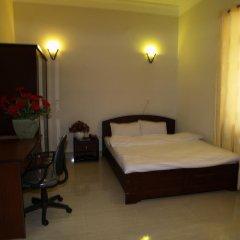 Da Lat Hoang Kim Hotel Далат сейф в номере