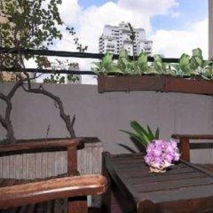 Royal Asia Lodge Hotel Bangkok балкон