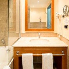 Отель ILUNION Aqua 3 Испания, Валенсия - 1 отзыв об отеле, цены и фото номеров - забронировать отель ILUNION Aqua 3 онлайн ванная фото 2