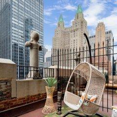 Отель The Lexington Hotel, Autograph Collection США, Нью-Йорк - отзывы, цены и фото номеров - забронировать отель The Lexington Hotel, Autograph Collection онлайн балкон