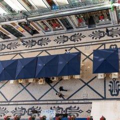 Отель Be Poet Baixa Hotel Португалия, Лиссабон - отзывы, цены и фото номеров - забронировать отель Be Poet Baixa Hotel онлайн гостиничный бар