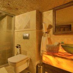 Отель Iris Cave Cappadocia ванная фото 2