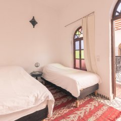 Отель Riad Dar Nawfal Марокко, Схират - отзывы, цены и фото номеров - забронировать отель Riad Dar Nawfal онлайн комната для гостей