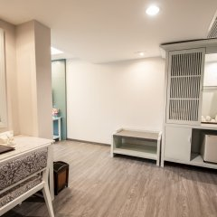 Отель Duangjitt Resort, Phuket Пхукет удобства в номере
