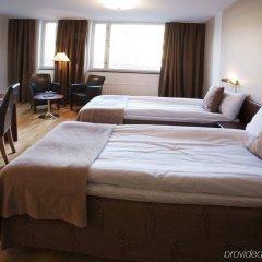 Отель First Jorgen Kock Мальме комната для гостей фото 2