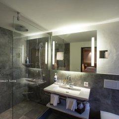 Bernerhof Swiss Quality Hotel Gstaad ванная